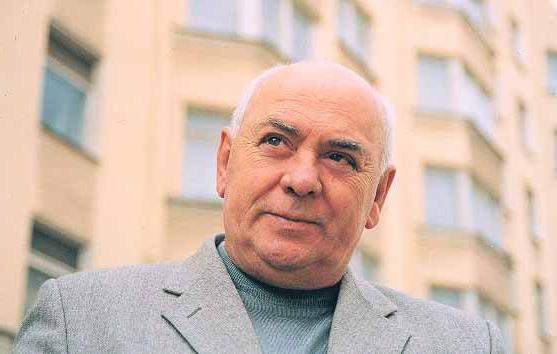 Анатолий Равикович: биография и фото актера