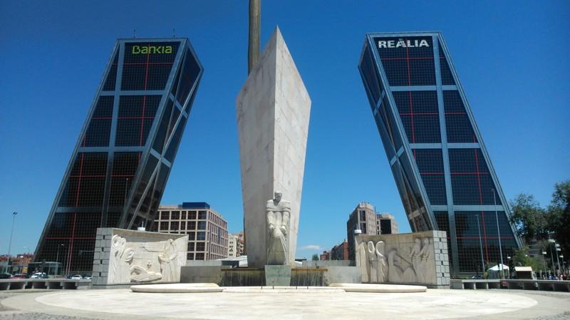 Поразительная архитектура Испании