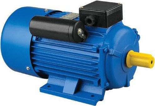 Однофазные электродвигатели 220В: принцип работы и области применения