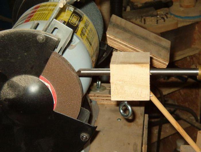 Как заточить резец для токарного станка по дереву?