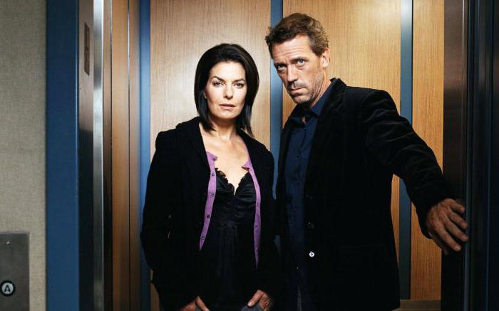 Сериал  Доктор Хаус : список эпизодов