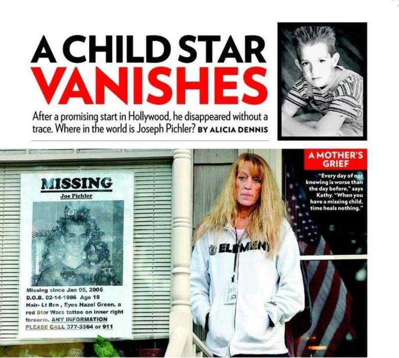 Исчезнувшие: люди, которых ищут десятилетиями