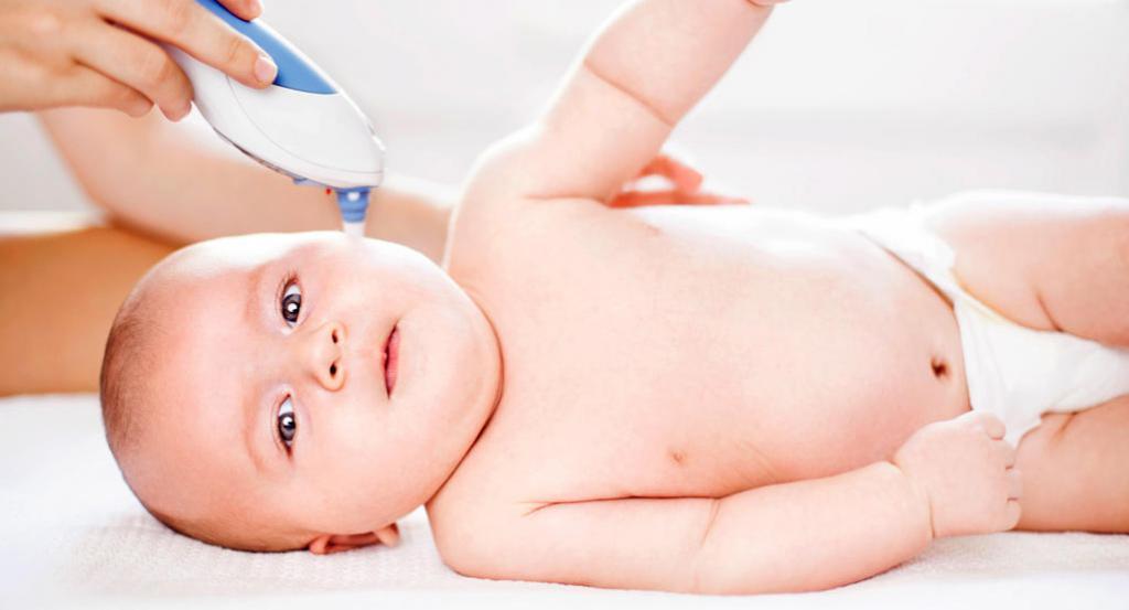 Лучший градусник для новорожденных