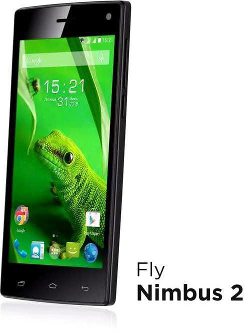 Телефон Fly FS452: характеристики, отзывы