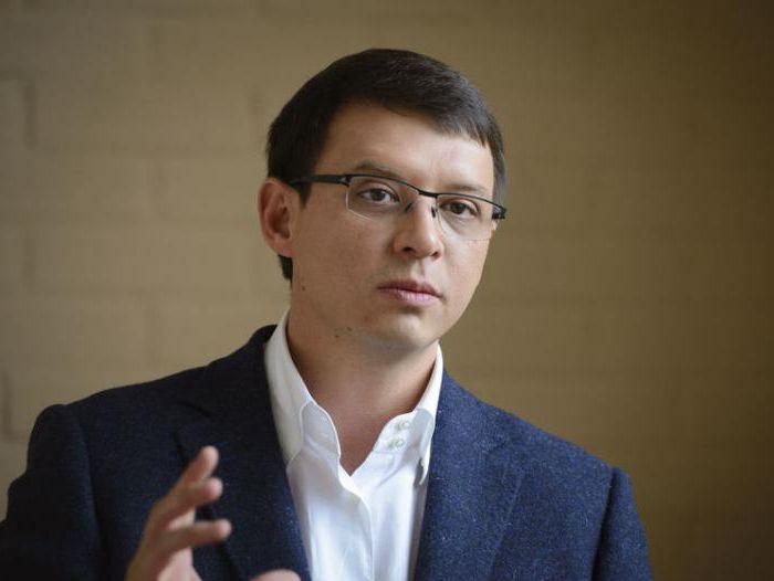 Евгений Мураев: выступления, интервью депутата