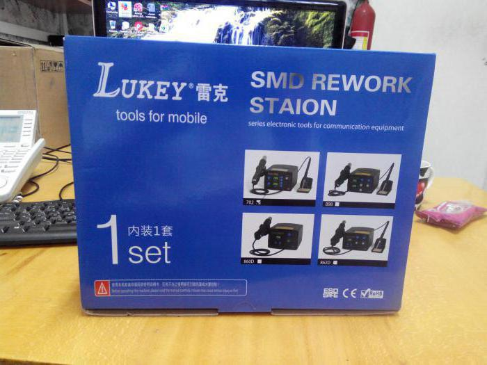 Паяльные станции Lukey 702: характеристики, инструкция, отзывы