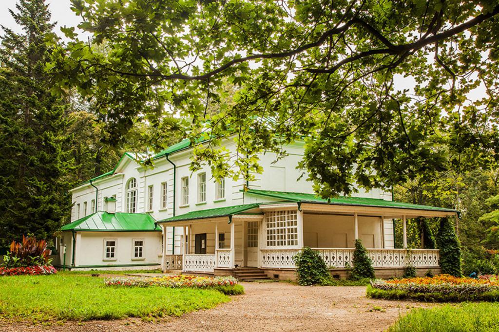 Где находится Ясная Поляна Льва Толстого?