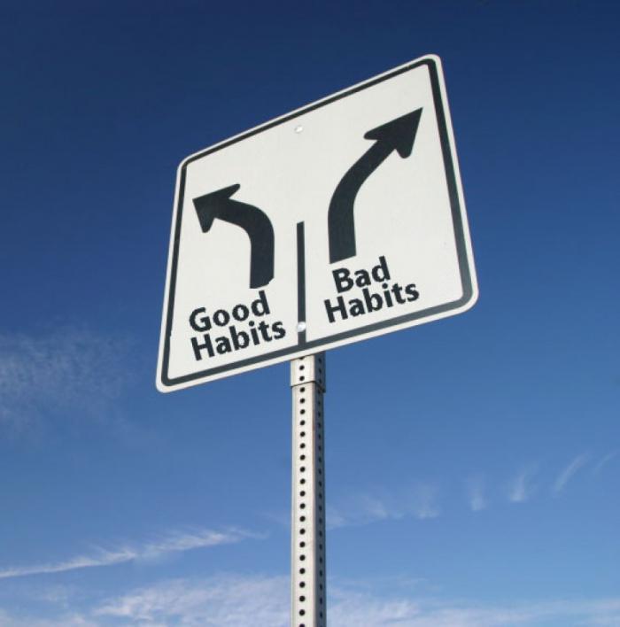 Как избавиться от вредных привычек? Заменить их полезными