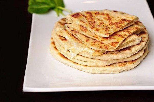хачапури по-тбилисски за 5 минут рецепт с фото