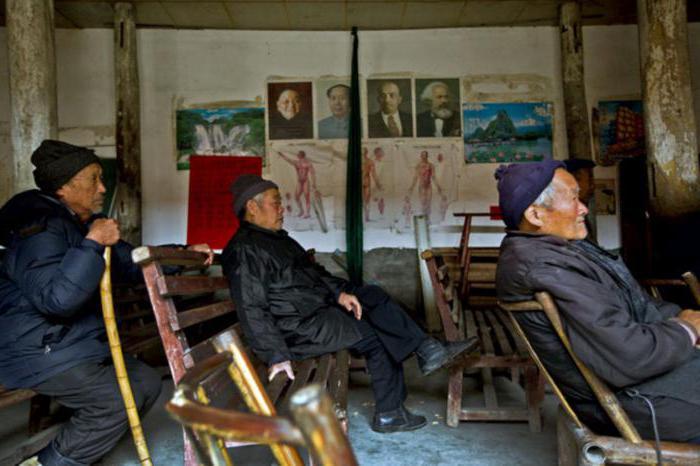 Есть ли пенсия в Китае по старости? Размер пенсии в Китае