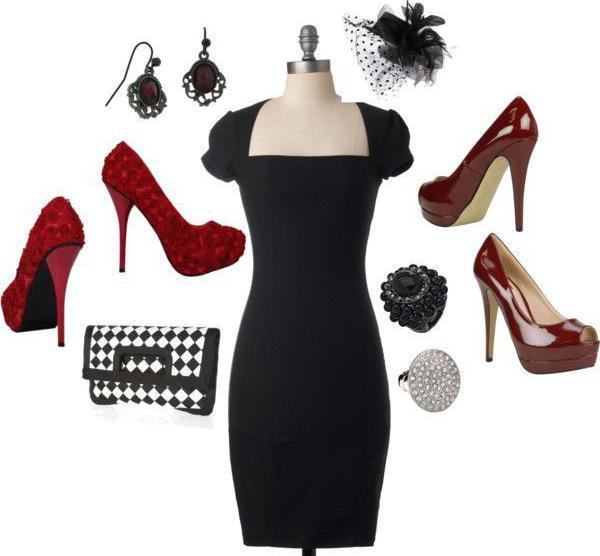 Какое выбрать платье для корпоратива