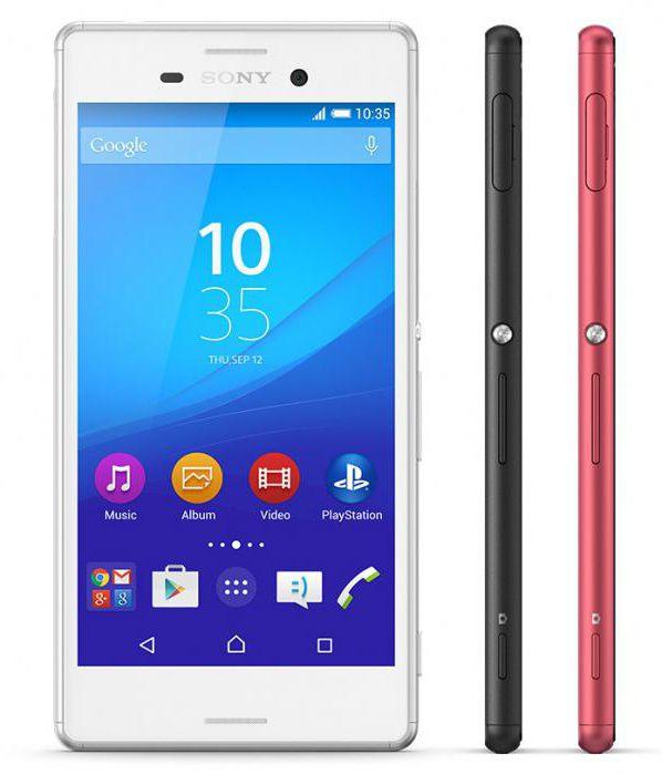 Sony Xperia M4 Aqua: обзор, сравнение с конкурентами и отзывы