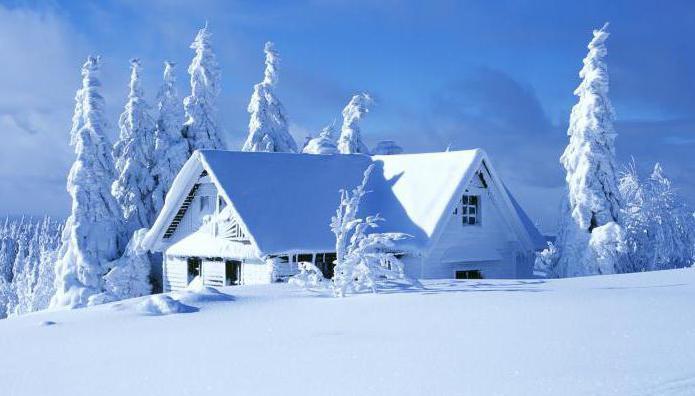Рифма к слову «зима»: примеры