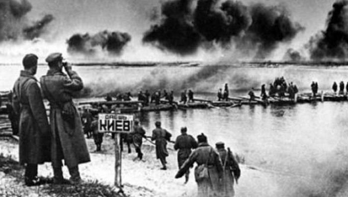 Город Киев, освобождение от немецко-фашистских захватчиков: дата, значение. Киевская наступательная операция 1943 года