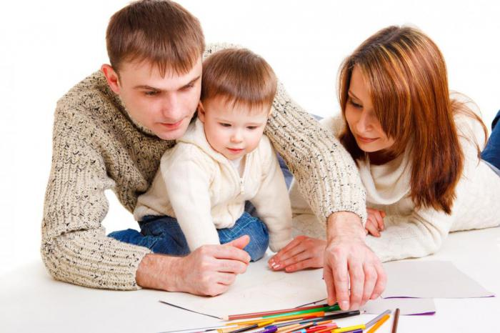 Лучшее вложение в ребенка — любовь родителей