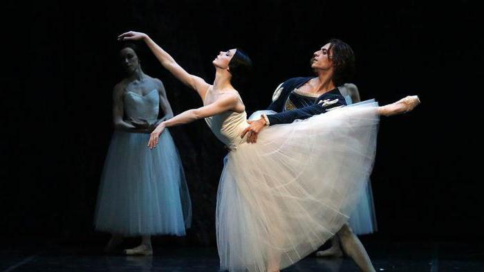 Наталья Осипова – одна из лучших балерин мира
