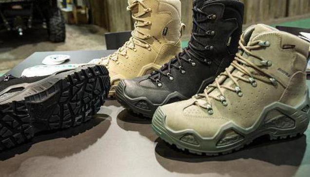 Ботинки тактические - стильно, удобно, практично
