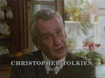 Писатель Кристофер Толкин: биография, творчество, книги и отзывы