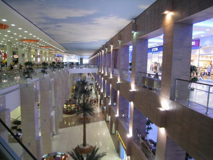 Лучшие торговые центры Санкт-Петербурга