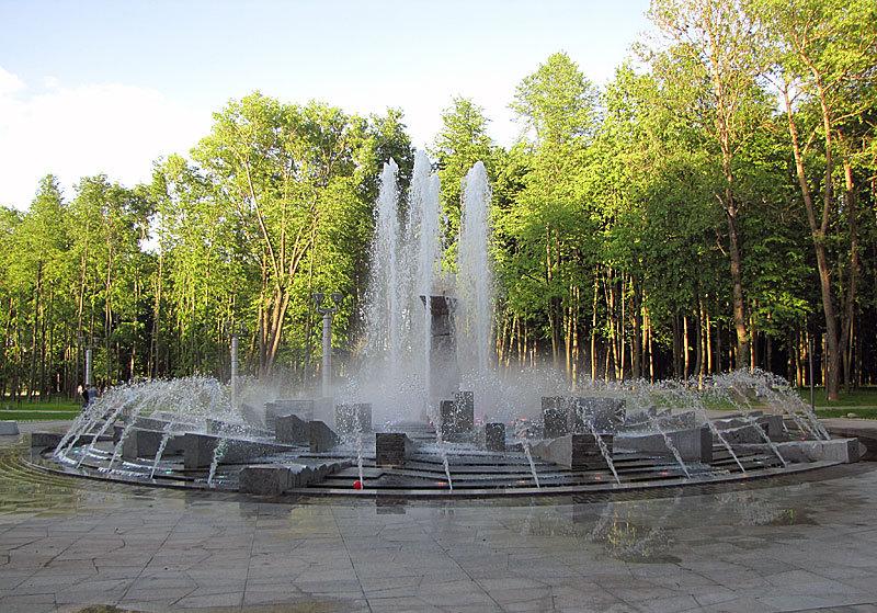 Парк Победы в Минске: описание и фото