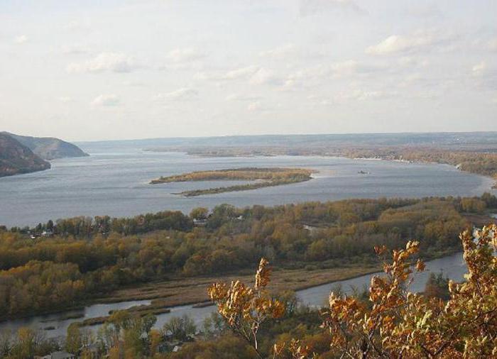 Река Волга к бассейну какого океана относится? Все о Волге