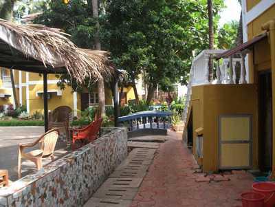 Отель Palm Resort 2* (Индия, Гоа): описание номеров, сервис, отзывы