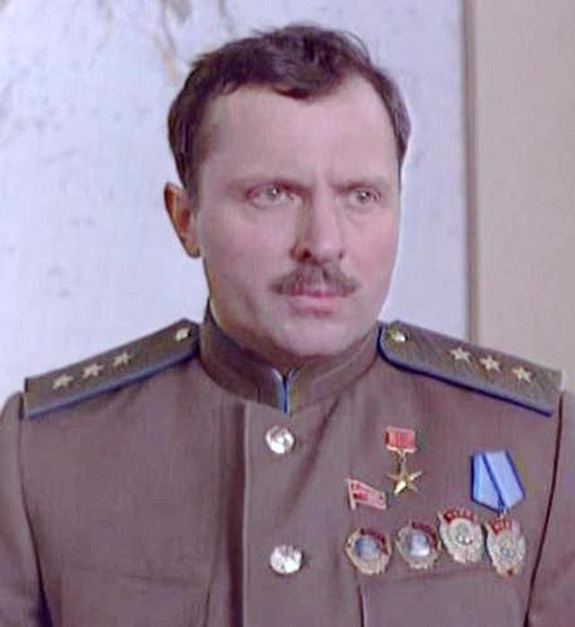 Евгений Лазарев: биография, фильмография