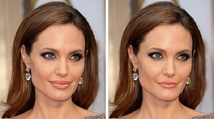 Вот как бы выглядели знаменитости без своей главной фишки.