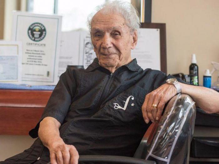 Это невероятно: старейшие в мире люди, продолжающие работать