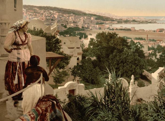 Затерянная Северная Африка: эксклюзивные цветные изображения из далекого прошлого