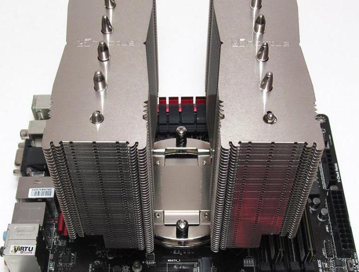 Процессорный кулер Noctua NH-D15: обзор, тестирование, отзывы