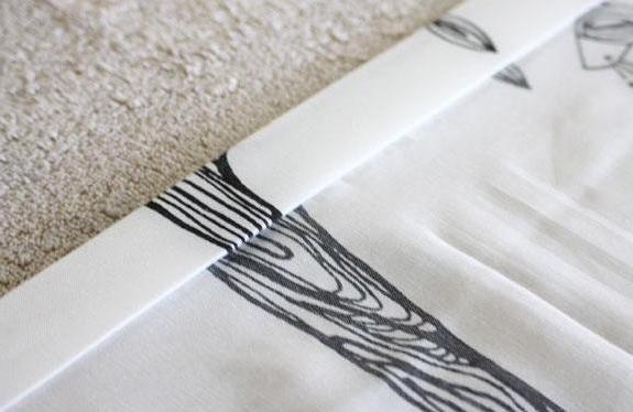 Как подшивать шторы в домашних условиях?