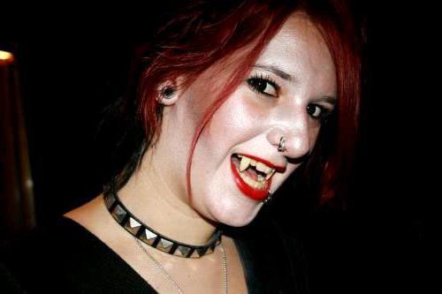 Как выглядеть, как вампир. Вампир в современном мире
