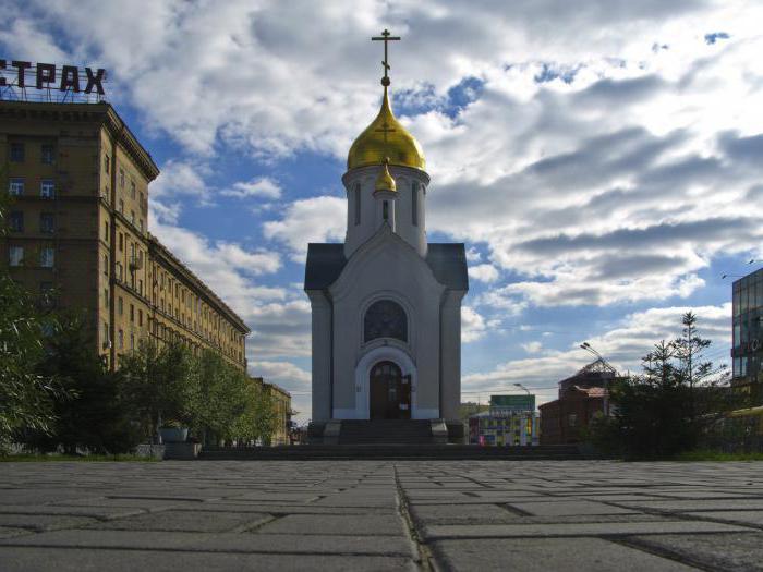 Где находится географический центр России? Что такое