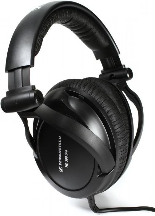 Наушники Sennheiser HD 380 Pro: характеристики, сравнение с аналогами и отзывы