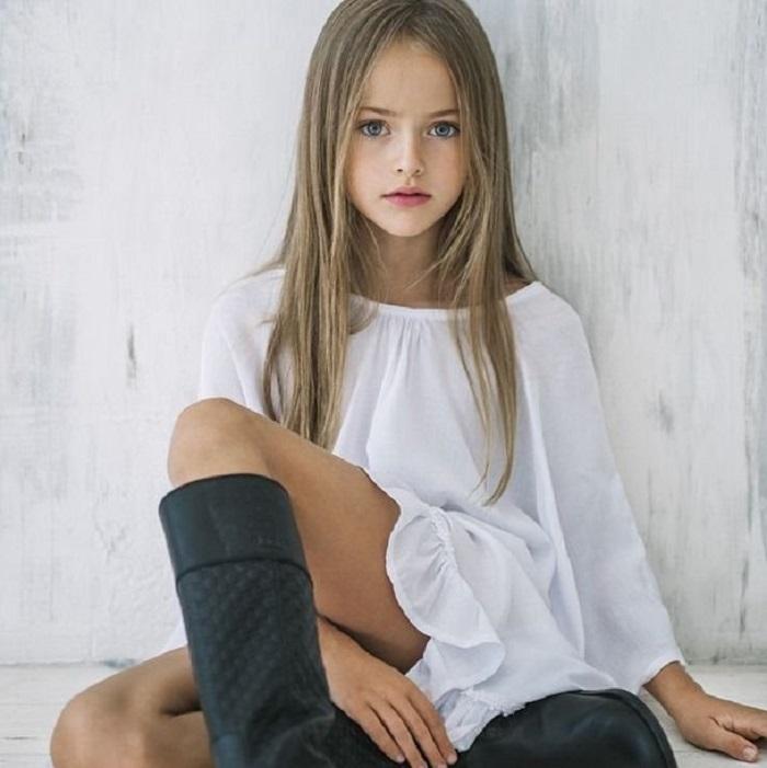 Ее называли российским ангелом и самой красивой девочкой в мире. Взгляни-ка на нее сейчас!