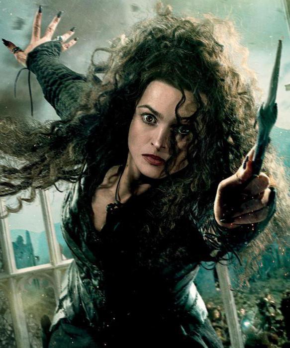 Беллатриса Лестрейндж. Актриса, сыгравшая знаменитую ведьму