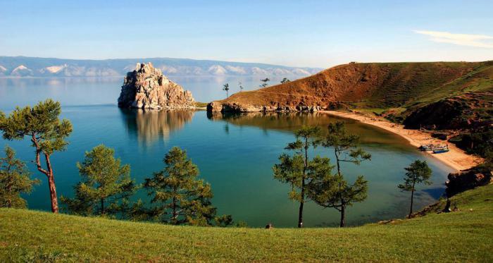 Самые завораживающие озера в мире
