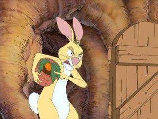 Кролик из