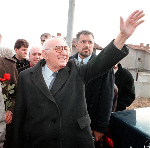 Герой Советского Союза Живков Тодор Христов: биография, деятельность, семья