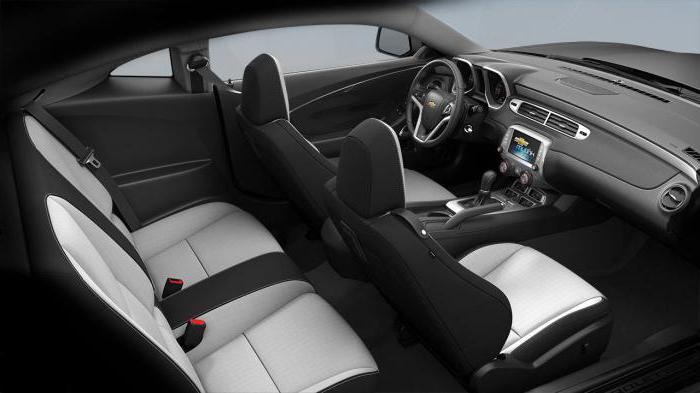 Автомобиль Chevrolet Camaro пятого поколения: обзор, технические характеристики и отзывы