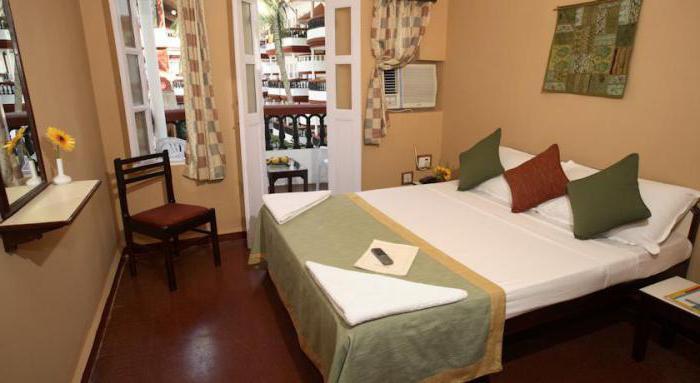 Отель 3* Santiago Resort, Индия, Гоа: описание, номера и отзывы