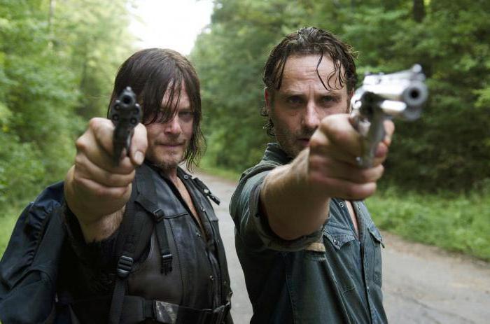 The Walking Dead: список серий.  Ходячие мертвецы : описание и рецензии