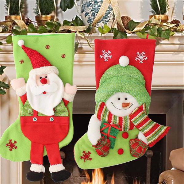 Новогодние носки для подарков своими руками: описание, идеи и рекомендации