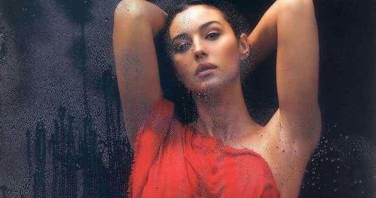 Секс символ столетия: 15 горячих фото Моники Беллуччи !