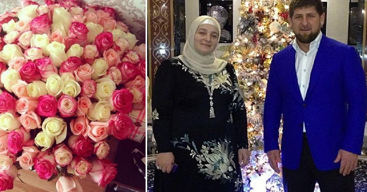 «Она у нас одна такая!» Рамзан Кадыров откровенно рассказал о любви к своей жене.