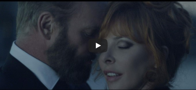 Чувственный клип о любви и страсти от Стинга и Милен Фармер! Потрясающе!