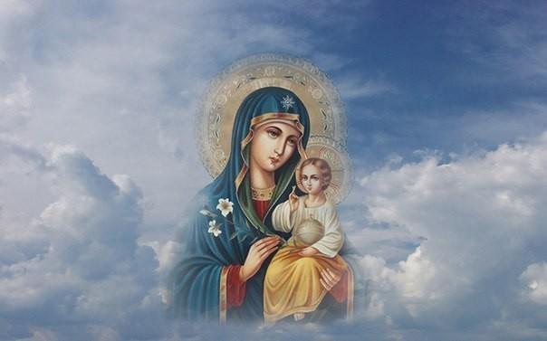 Молитва Покрова Пресвятой Богородицы