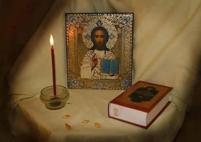 Очень сильная молитва матери о сыне и дочери.