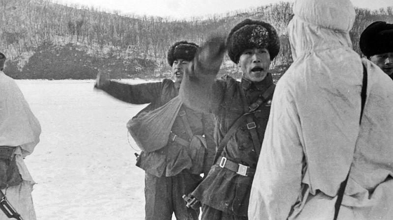 Крупнейший советско китайский вооруженный конфликт: остров Даманский